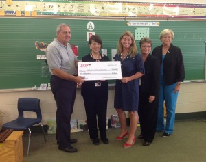 SPJS Donates to The Ocean City School Didtrict